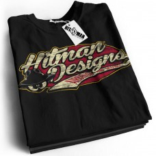 HD1001- Retro Athletic Hitman Designs